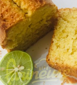 Cake aux agrumes